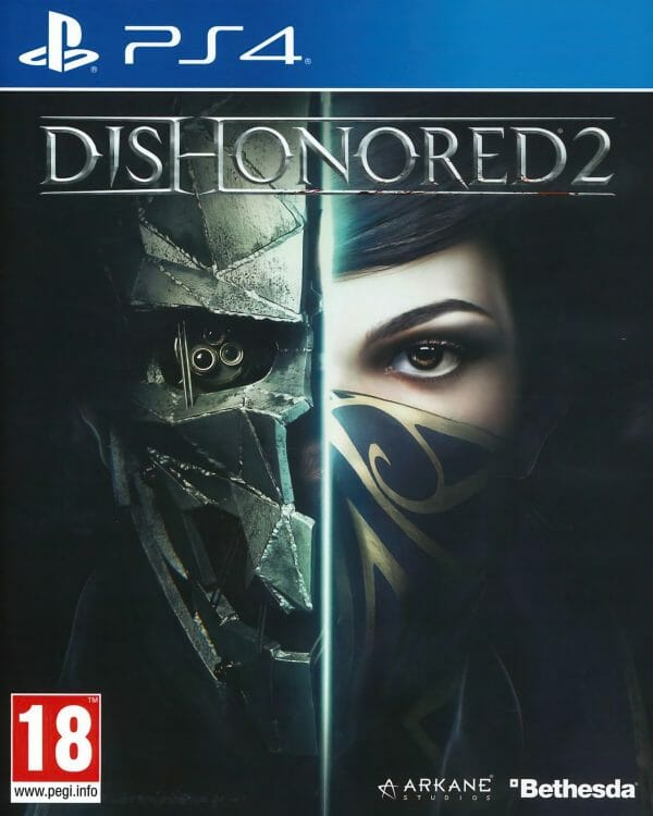 Dishonored 2 PS4 1