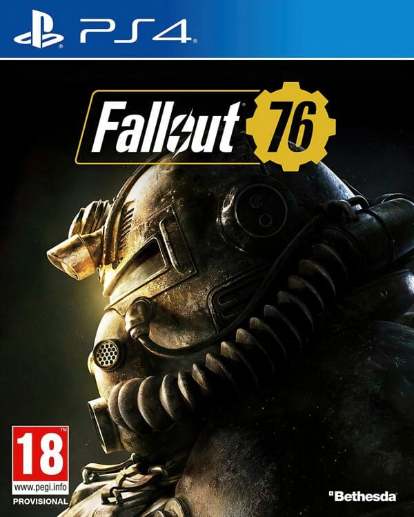 Fallout 76 PS4 1