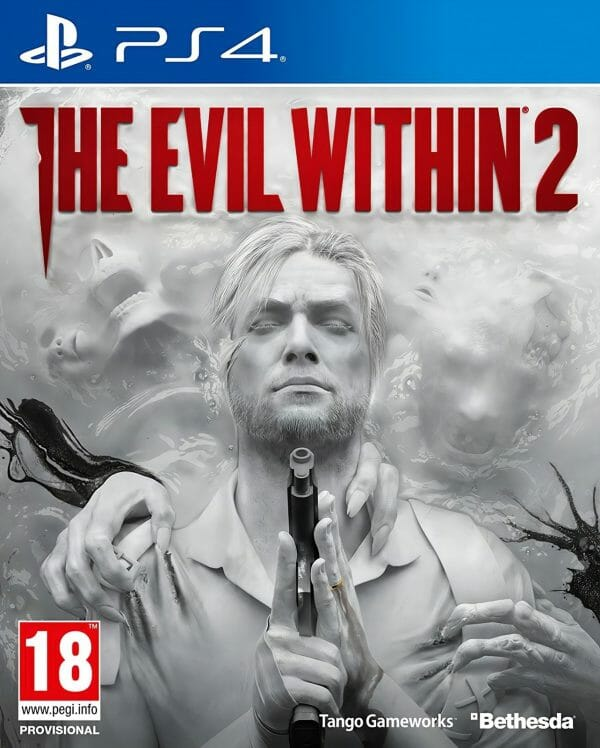 The Evil Within 2 PS4 1