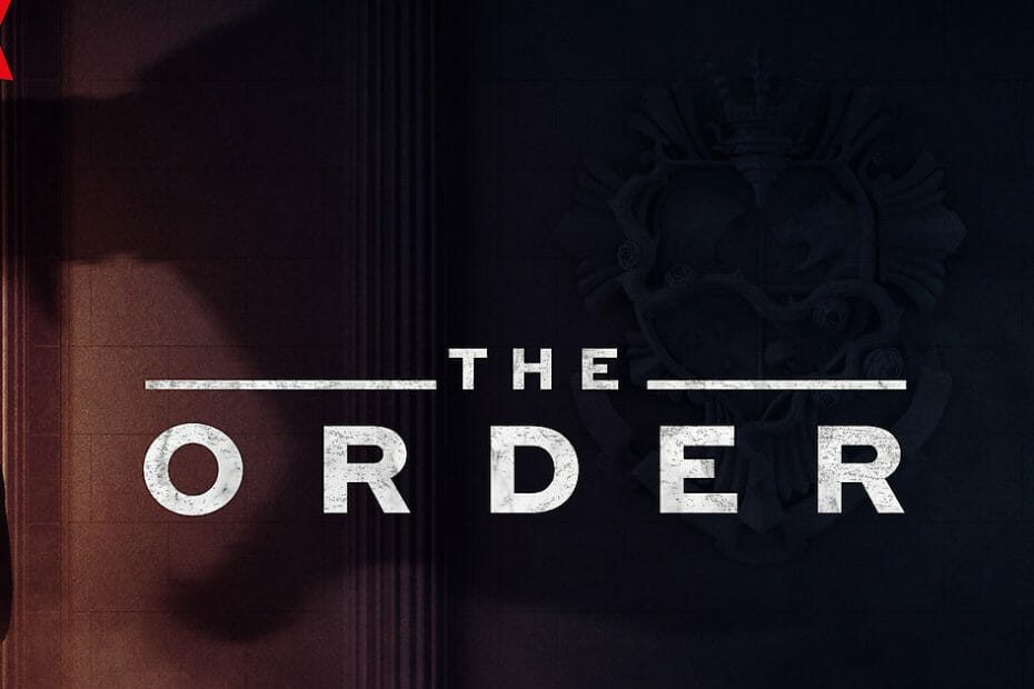 The Order 1