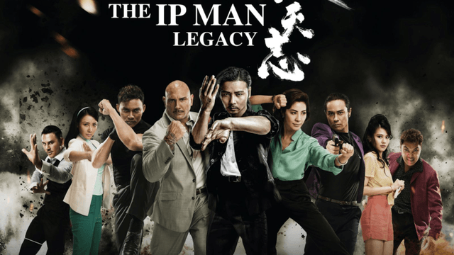 MASTER Z: IP MAN LEGACY Official Trailer 2