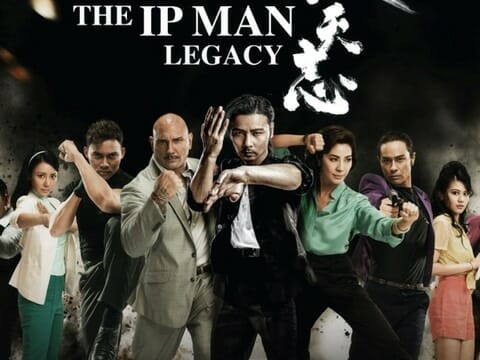 MASTER Z: IP MAN LEGACY Official Trailer 1