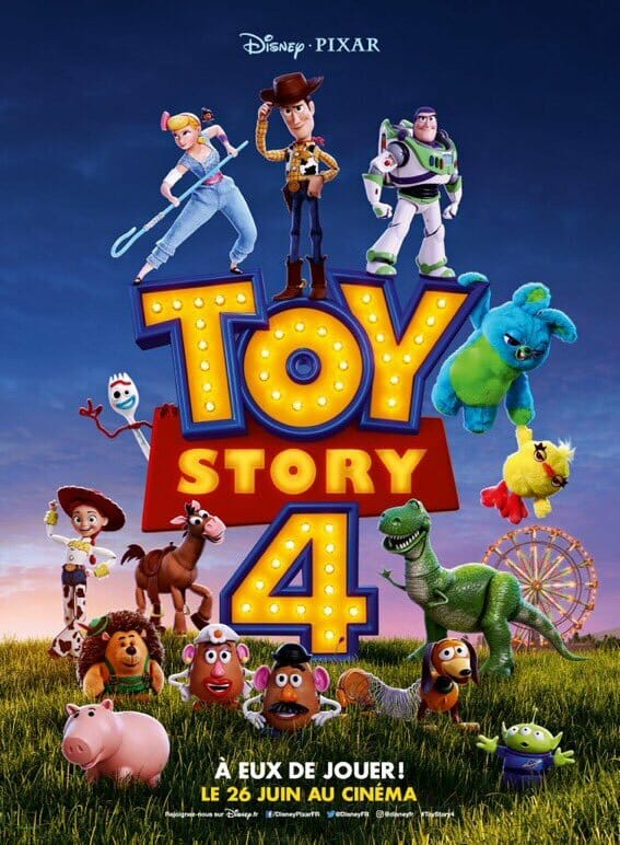Toy Story 4 Bande-Annonce 3