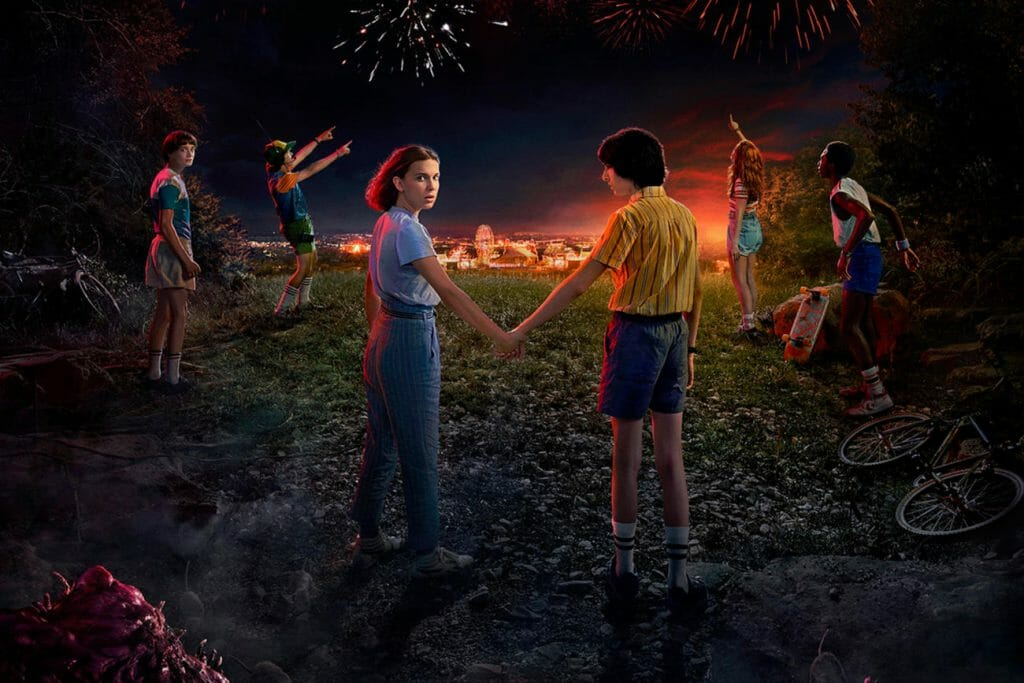 Stranger Things 3 Bande-Annonce 4