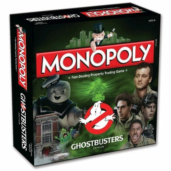 Monopoly Ghostbusters Version UK 1