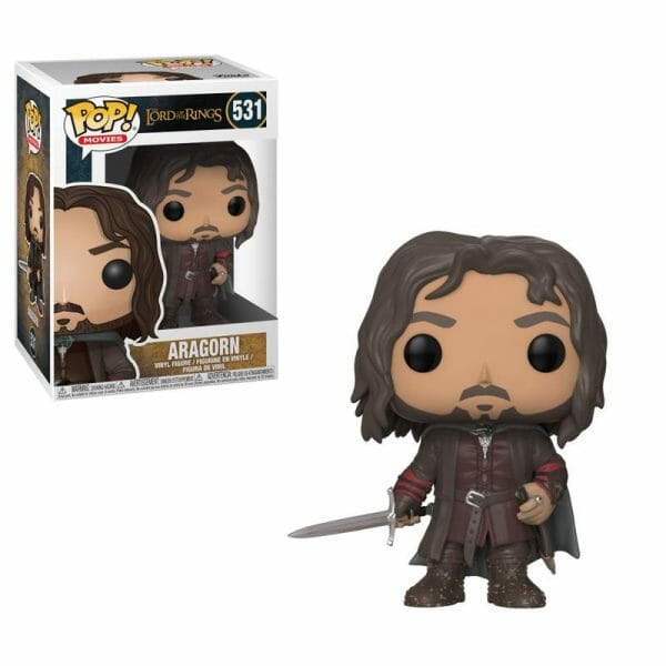 Funko Pop! The Lord of the Rings 531 Aragorn