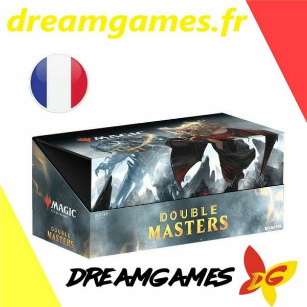 Magic the Gathering Double Masters Booster de 15 cartes