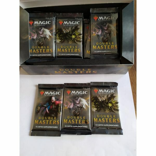 Magic the Gathering Double Masters Booster de 15 cartes 1