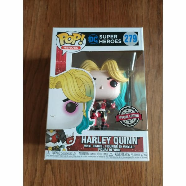 Figurine Pop Harley Quinn with boombox 279 1