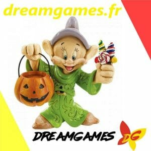 Figurine Disney Traditions Dopey trick or treating