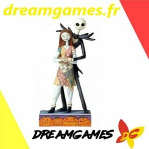 Figurine Disney Traditions Jack and Sally
